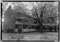 SOUTH REAR, EAST SIDE - Dr. R. H. Richardson House, 401 South Clinton Street, Athens, Limestone County, AL HABS ALA,42-ATH,8-2.tif
