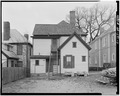 SOUTH REAR - Martin Luther King Jr. Birth Home, 501 Auburn Avenue, Atlanta, Fulton County, GA HABS GA,61-ATLA,48-4.tif