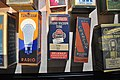 SPARK Museum of Electrical Invention - interior 38 - electronic tube packaging.jpg