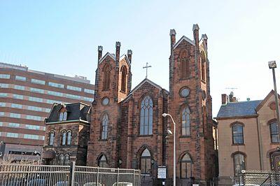St. John's Church (Newark, New Jersey)