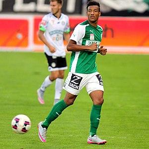Karim Onisiwo - Image: SV Mattersburg vs. SK Sturm Graz 2015 09 13 (152)