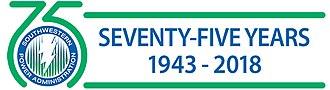 Southwestern Power Administration - Logo used to commemorate 75 years of the Southwestern Power Administration.