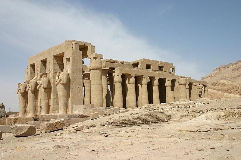 Arquitectura del antiguo egipto taringa for Arquitectura egipcia