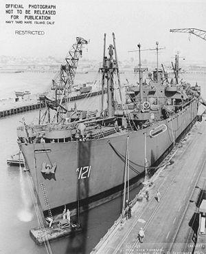 USS Sabik (AK-121) - Image: Sabik (AK 121)