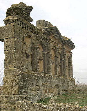 Mausoleum of the Atilii - Mausoleum of the Atilii.