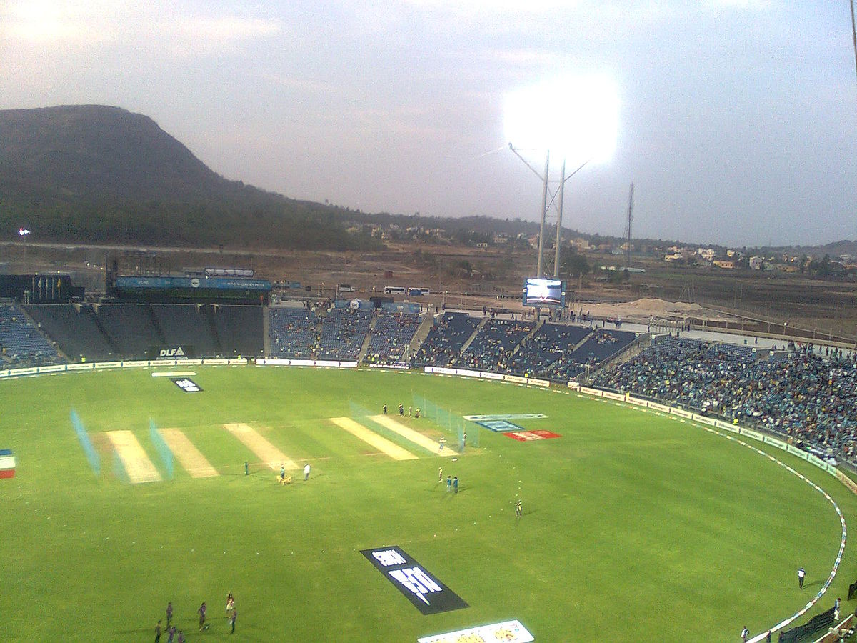 Maharashtra Cricket Association Stadium Wikipedia