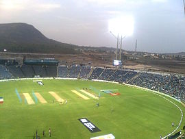 Maharashtra Cricket Association Stadium - Wikipedia