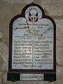 Saint-Amand-de-Vergt église memorial.JPG