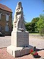 Saint-Désert (Saône-et-Loire, Fr) monument aux morts.JPG