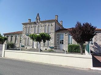 Saint-Genès-de-Blaye - Town hall