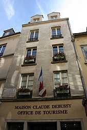 Claude Debussy – Wikipedia