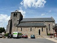 Saint-Privat (19) église.JPG