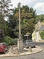 Saint-Prix (95), croix hosannière 1.JPG