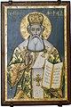Saint Athanasius Icon 45x30.5 - 1881 by Dimitrios Chatzistamatis from Kulakia.jpg