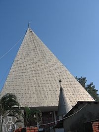 Saint Cross Church, Jingliao - pyramid 1.jpg