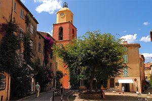 Église Notre-Dame-de-l'Assomption de Saint-Tropez