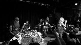 Saint Vitus (band) American doom metal band