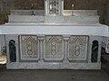 Sainte-Marie-de-Chignac église autel (1).JPG