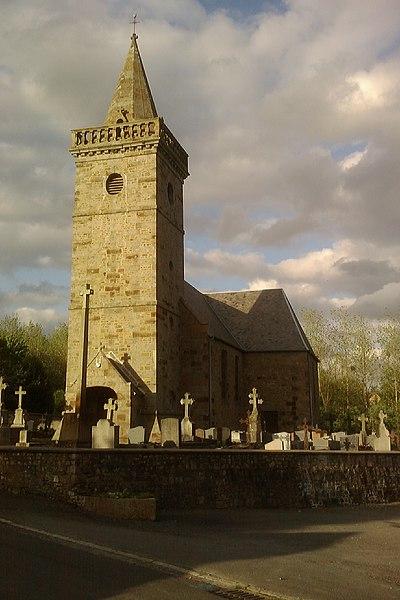 Église Sainte-Pience de fr:Sainte-Pience