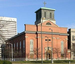 Saints Peter and Paul Church (Detroit) - Church in 2008