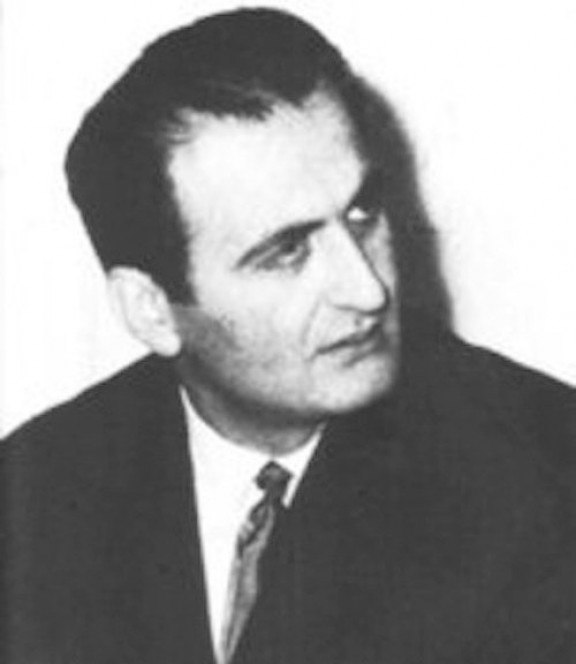 Salah Jadid, the Baath Party strongman during the years 1966-1970