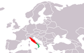 Salamandrina distribution in Italy.png