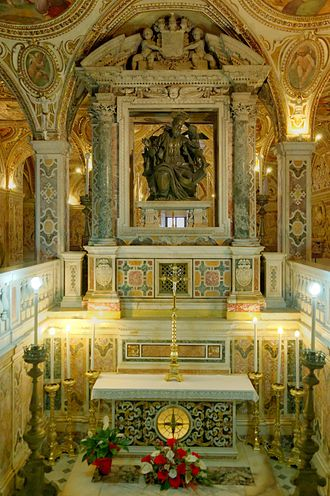 Salerno Cathedral - The Crypt