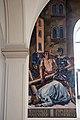 Salzburg - Itzling - Pfarrkirche St. Antonius Kreuzweg III - 2019 08 01.jpg
