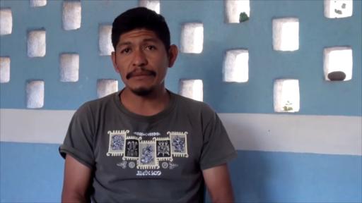 Samir Flores (frame de video) 01