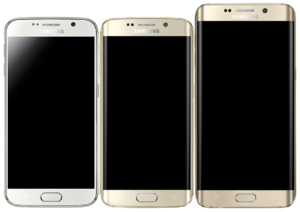 Samsung Galaxy S6 - Image: Samsung Galaxy S6 S6 Edge and S6 Edge Plus
