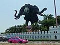 Samut Prakan, Mueang Samut Prakan District, Samut Prakan, Thailand - panoramio.jpg