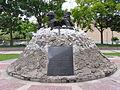 San Antonio Texas Korean War Memorial 2.JPG