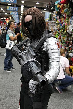 San Diego Comic-Con 2014 - The Winter Soldier (14585123057).jpg