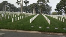 File:San Francisco National Cemetery.webm