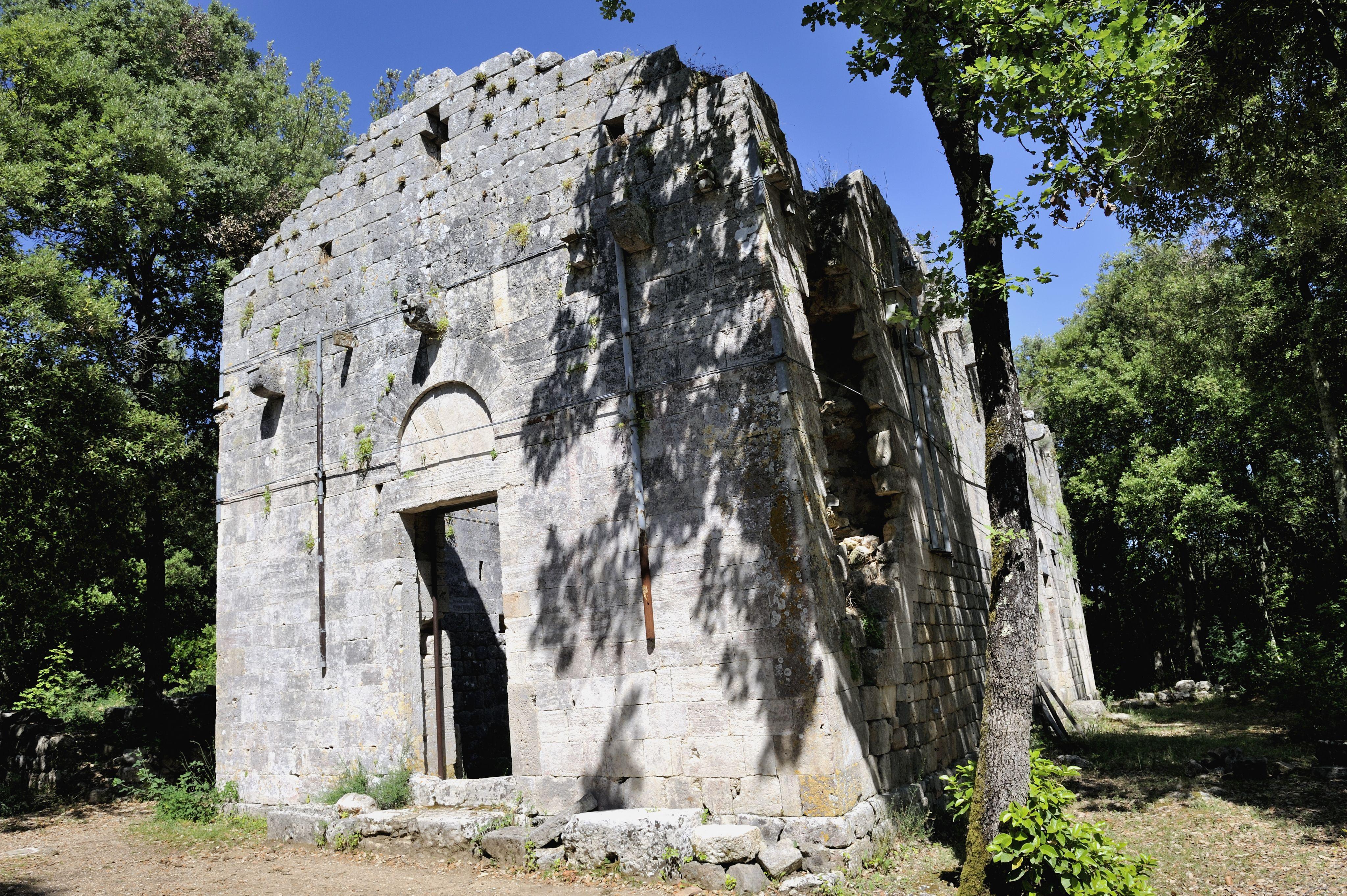 Chiesa dei San frediano e Giovanni,  Castelvecchio