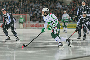 Sport in Sweden - The 2015 national bandy championship final