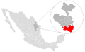 Santiago location.png