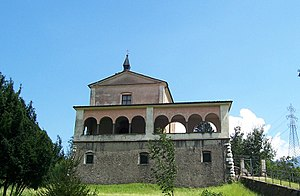 Angolo Terme - Church of San Silvestro