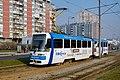 Sarajevo Tram-500 Line-3 2011-11-21.jpg