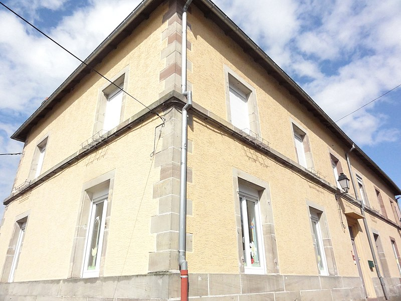 Sarraltroff (Moselle) maternelle