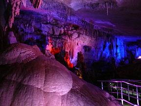 Cuevas de Sataplia