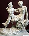 Satiro ed ermafrodito, copia del II secolo da originale ellenistico del II sec ac. 01.JPG