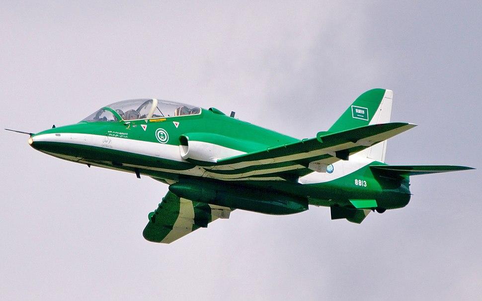 Saudi Hawks at airpower (cropped)