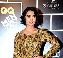 Sayani Gupta grace GQ Men of The Year Awards 2016 (cropped).jpg