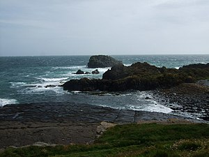 English: Scarlett Point in July 2009 From the ...