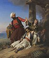 Scene from the Greek War of Independence by Paul Emil Jacobs.jpg