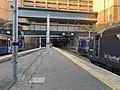 Scene on platform in Glasgow Queen Street railway station 01.jpg