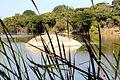 Scenic landscape at Nehru Zoo Park Hyderabad.jpg