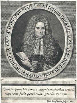 Melchior Friedrich von Schönborn