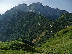 Schiara - Monte Schiara